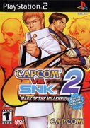 Cover zu Capcom vs. SNK 2 EO - PlayStation 2