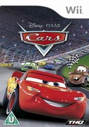 Cover zu Cars - Wii