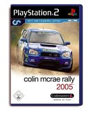 Cover zu Colin McRae Rally 2005 - PlayStation 2