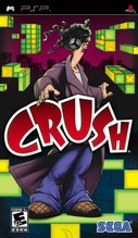 Cover zu Crush - PSP