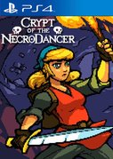 Cover zu Crypt of the NecroDancer - PlayStation 4