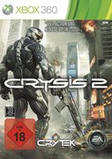 Cover zu Crysis 2 - Xbox 360