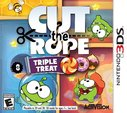 Cover zu Cut the Rope: Triple Treat - Nintendo 3DS