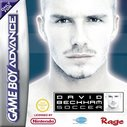 Cover zu David Beckham Soccer - Game Boy Advance