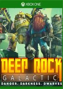 Cover zu Deep Rock Galactic - Xbox One
