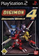 Cover zu Digimon World 4 - PlayStation 2
