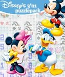 Cover zu Disneys 3 in 1 Puzzle Pack - Handy