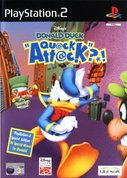 Cover zu Donald Duck: Quack Attack - PlayStation 2