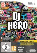 Cover zu DJ Hero - Wii