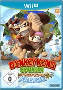 Cover zu Donkey Kong Country: Tropical Freeze - Wii U