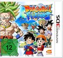 Cover zu Dragon Ball Fusions - Nintendo 3DS