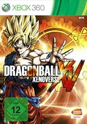 Cover zu Dragon Ball: Xenoverse - Xbox 360