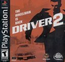 Cover zu Driver 2 - PlayStation