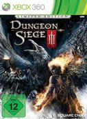 Cover zu Dungeon Siege 3 - Xbox 360