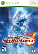 Cover zu Dynasty Warriors: Strikeforce - Xbox 360