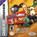 Cover zu Earthworm Jim 2 - Game Boy Advance