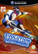 Cover zu Evolution Skateboarding - GameCube