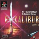 Cover zu Excalibur 2555 AD - PlayStation