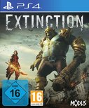 Cover zu Extinction - PlayStation 4