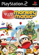 Cover zu EyeToy: Monkey Mania - PlayStation 2