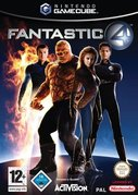 Cover zu Fantastic 4 - GameCube