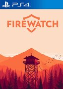 Cover zu Firewatch - PlayStation 4