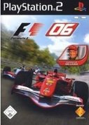 Cover zu Formula One 06 - PlayStation 2