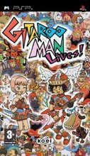 Cover zu Gitaroo Man Lives! - PSP
