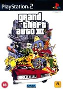 Cover zu Grand Theft Auto III - PlayStation 2