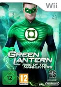 Cover zu Green Lantern: Rise of the Manhunters - Wii