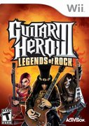 Cover zu Guitar Hero 3 - Wii