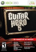 Cover zu Guitar Hero 5 - Xbox 360