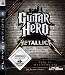 Cover zu Guitar Hero: Metallica - PlayStation 3