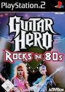 Cover zu Guitar Hero: Rocks The 80s! - PlayStation 2