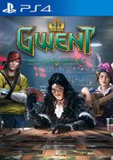 Cover zu Gwent: The Witcher Card Game - PlayStation 4