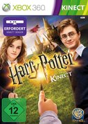 Cover zu Harry Potter for Kinect - Xbox 360