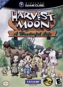 Cover zu Harvest Moon: A Wonderful Life - GameCube
