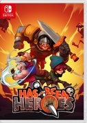Cover zu Has-Been Heroes - Nintendo Switch