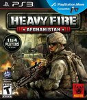 Cover zu Heavy Fire: Afghanistan - PlayStation 3