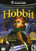 Cover zu Der Hobbit - GameCube