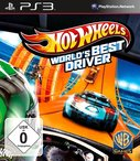 Cover zu Hot Wheels World's Best Driver - PlayStation 3
