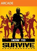 Cover zu How to Survive - Xbox 360