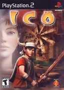 Cover zu ICO - PlayStation 2