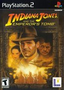 Cover zu Indiana Jones und die Legende der Kaisergruft - PlayStation 2