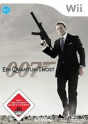 Cover zu James Bond 007: Ein Quantum Trost - Wii