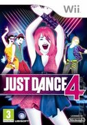 Cover zu Just Dance 4 - Wii