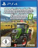 Cover zu Landwirtschafts-Simulator 17 - PlayStation 4