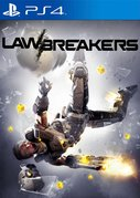 Cover zu LawBreakers - PlayStation 4