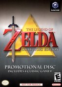 Cover zu Legend of Zelda Collector's Edition, The - GameCube