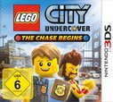Cover zu Lego City Undercover: The Chase Begins - Nintendo 3DS